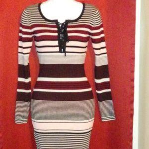🌞 No Boundaries sweater dress